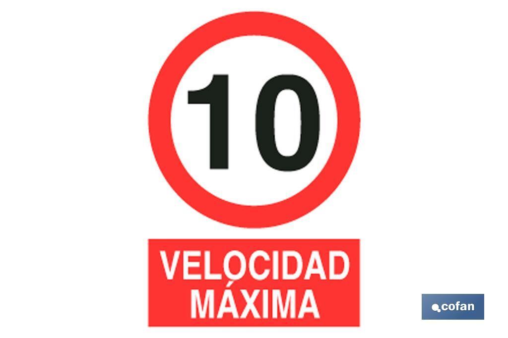 Velocidad 10 km