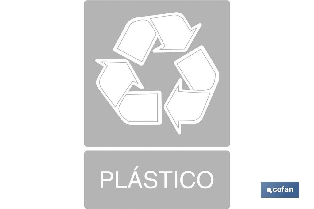 Reciclaje Plástico