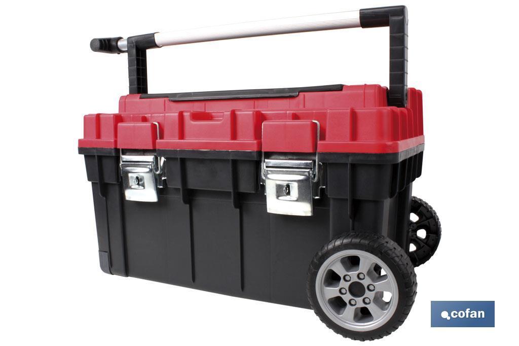Caja herramientas Heavy Duty con ruedas