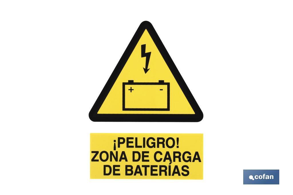 Zona de Carga de Baterías